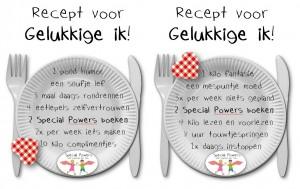 Workshop 'recept voor gelukkige ik'