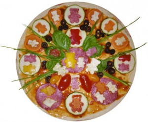 Workshop 'Pizzataartjes'